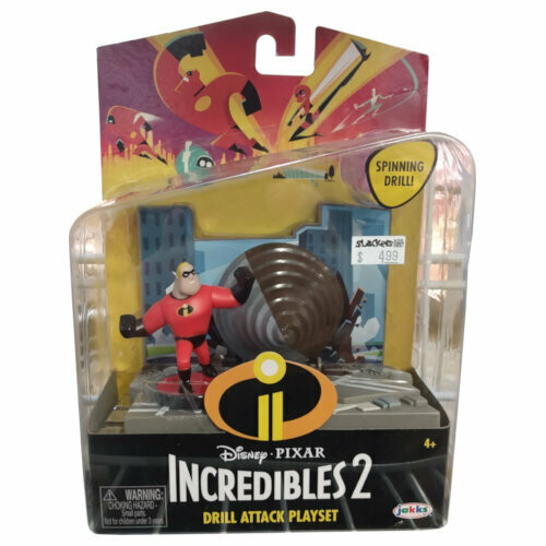 Incredibles Playset