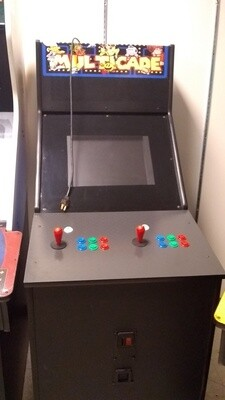 Free Play Multicade Arcade Machine