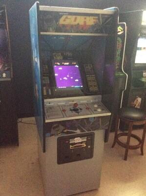 Time Pilot / Gorf Arcade Machine