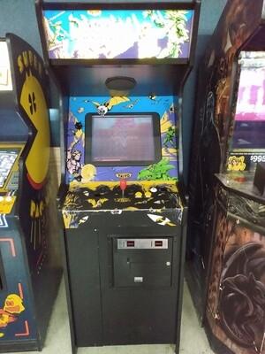 Rastan Arcade Machine
