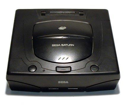 SEGA Saturn - Console - Used