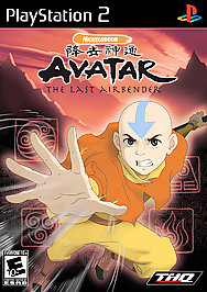 Avatar: The Last Airbender - PS2 - Used