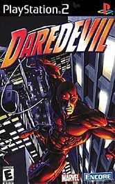 Daredevil: The Man Without Fear - PS2 - Used