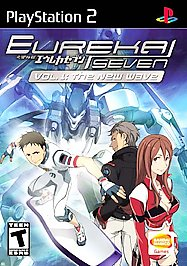Eureka Seven Vol. 1: The New Wave - PS2 - Used
