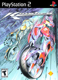 Kinetica - PS2 - Used