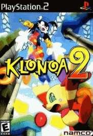 Klonoa 2: Lunatea's Veil - PS2 - Used