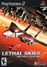 Lethal Skies: Elite Pilot - Team SW - PS2 - Used