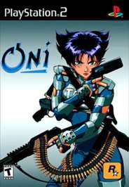 Oni - PS2 - Used