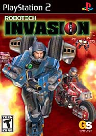 Robotech: Invasion - PS2 - Used