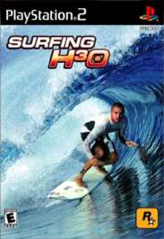 Surfing H3O - PS2 - Used