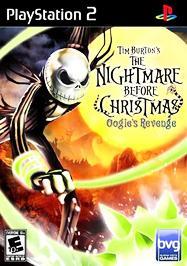 Tim Burton's The Nightmare Before Christmas: Oogie's Revenge - PS2 - Used