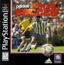 Adidas Power Soccer - PlayStation - Used