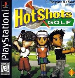 Hot Shots Golf - PlayStation - Used