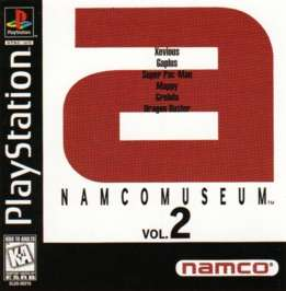 Namco Museum Vol. 2 - PlayStation - Used