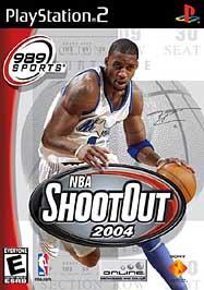 NBA Shootout 2004 - PlayStation - Used