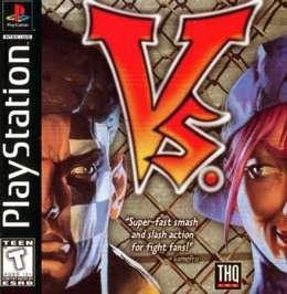 Vs. - PlayStation - Used