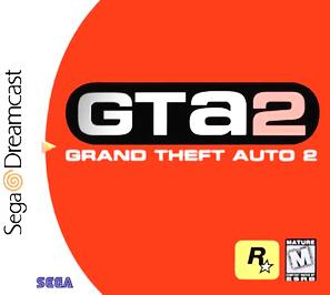 Grand Theft Auto II - Dreamcast - Used
