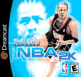 NBA 2K - Dreamcast - Used