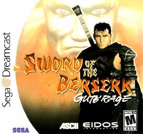 Sword of the Berserk: Guts' Rage - Dreamcast - Used