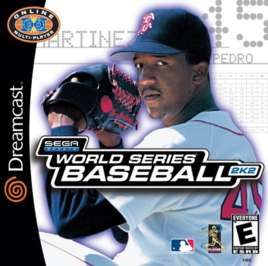 World Series Baseball 2K2 - Dreamcast - Used