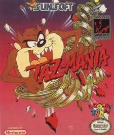 Taz-Mania - Game Boy - Used