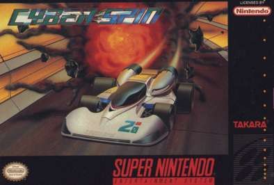 Cyber Spin - SNES - Used