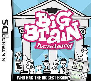 Big Brain Academy - DS - Used