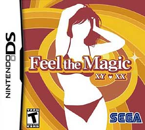 Feel the Magic: XY/XX - DS - Used