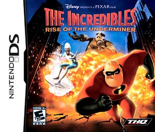 Incredibles: Rise of the Underminer - DS - Used