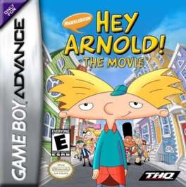 Hey Arnold! The Movie - GBA - Used