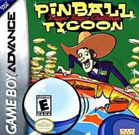 Pinball Tycoon - GBA - Used