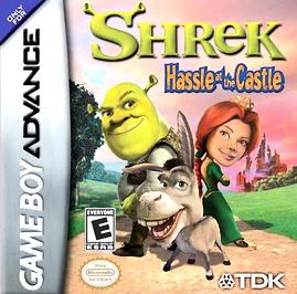 Shrek: Hassle at the Castle - GBA - Used