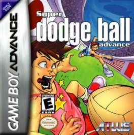 Super Dodge Ball Advance - GBA - Used