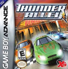 Thunder Alley - GBA - Used