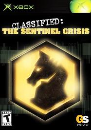 Classified: The Sentinel Crisis - XBOX - Used