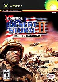 Conflict: Desert Storm II: Back to Baghdad - XBOX - Used