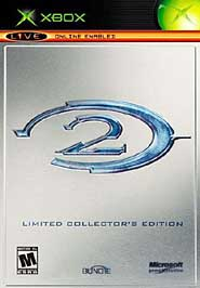 Halo 2: Limited Collector's Edition - XBOX - Used