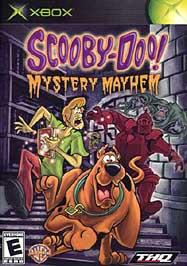 Scooby-Doo! Mystery Mayhem - XBOX - Used