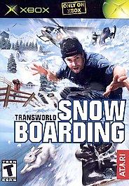 TransWorld Snowboarding - XBOX - Used