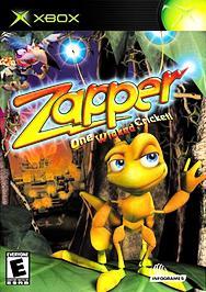 Zapper: One Wicked Cricket - XBOX - Used