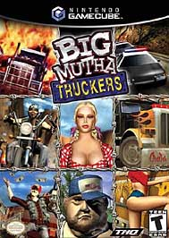 Big Mutha Truckers - GameCube - Used