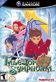 Tales of Symphonia - GameCube - Used