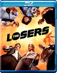 The Losers - Blu-ray - Used