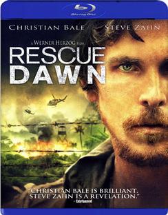 Rescue Dawn - Blu-ray - Used