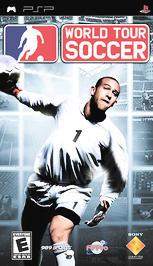 World Tour Soccer - PSP - New