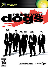 Reservoir Dogs - XBOX - New