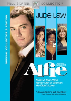 Alfie - Full-screen Collector's Edition - DVD - Used