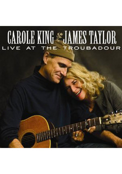 Carole King & James Taylor: Live at the Troubadour - DVD - Used