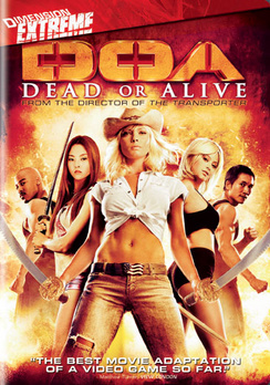 DOA: Dead or Alive - Widescreen - DVD - Used