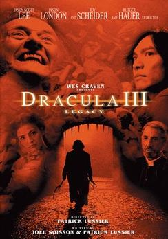Dracula III: Legacy - DVD - Used